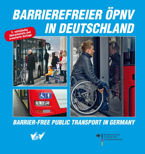 Barrier-free public transport in Germany