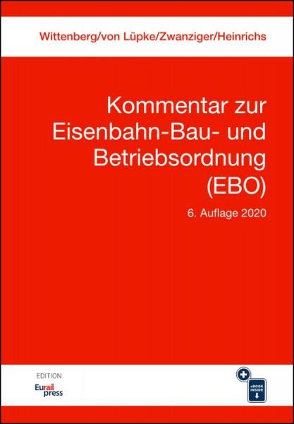 Kommentar zur Eisenbahn-Bau- und Betriebsordnung (EBO)