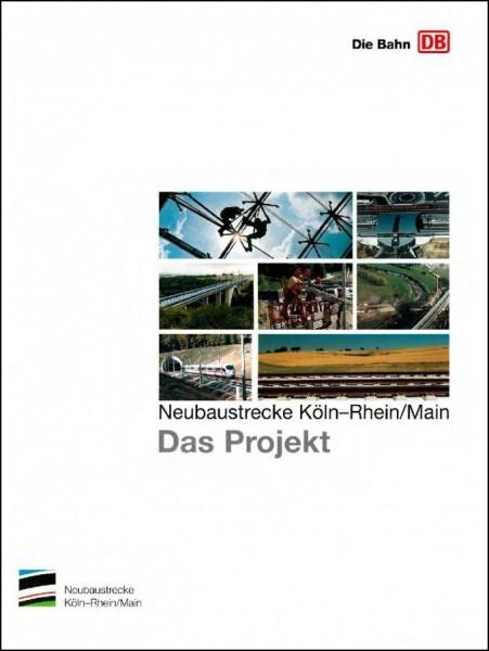 Neubaustrecke Köln-Rhein/Main - Das Projekt