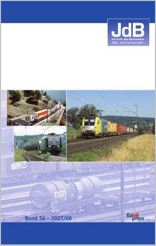 Jahrbuch des Bahnwesens 2007/08, Band 56