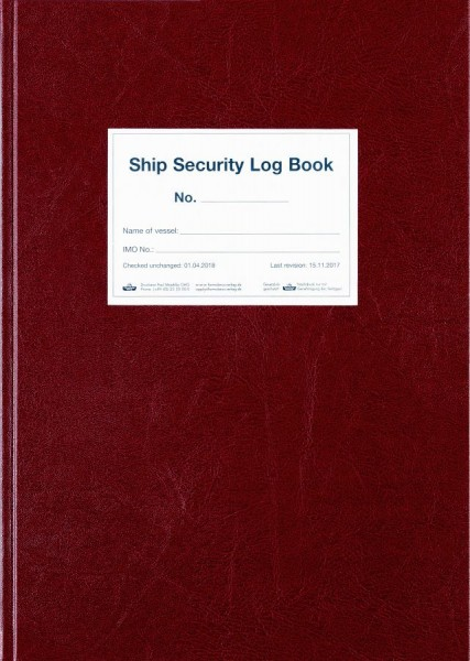 Ship Security Log Book