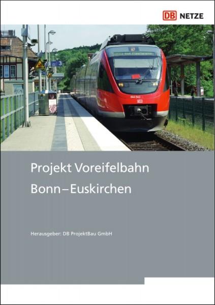 Projekt Voreifelbahn Bonn - Euskirchen