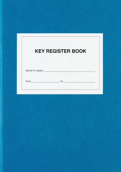 Key Register Book