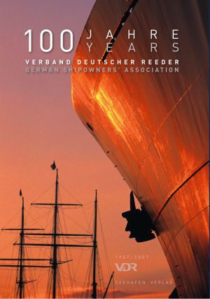100 years of the German Shipowners' Association (VDR)