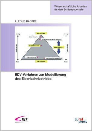 EDV-Verfahren zur Modellierung des Eisenbahnbetriebs