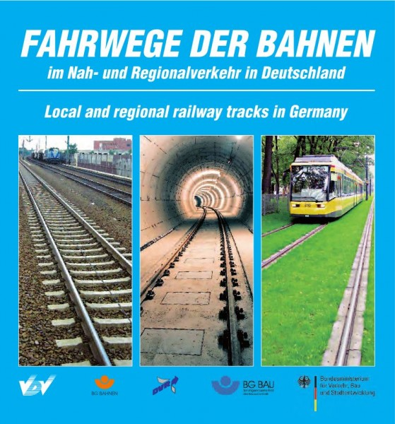 Local and regional railway tracks in Germany