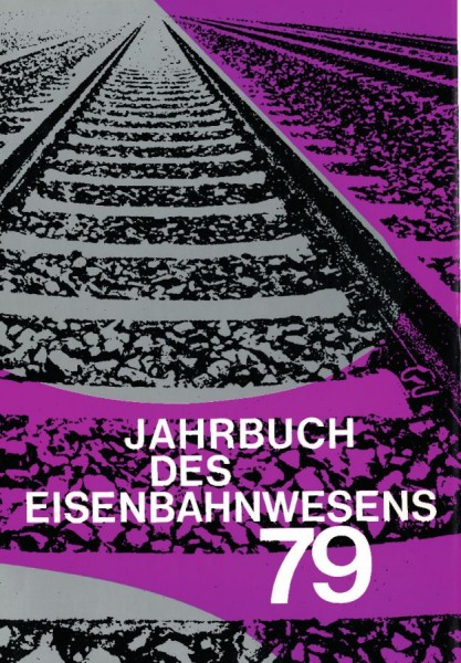 Jahrbuch des Eisenbahnwesens 1979, Band 30