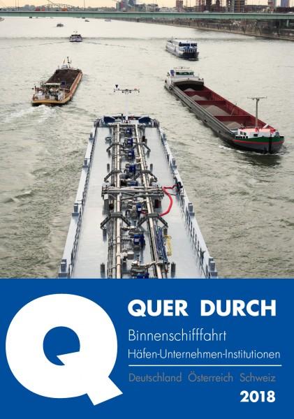 QUER DURCH Binnenschifffahrt, Häfen - Unternehmen - Institutionen 2018