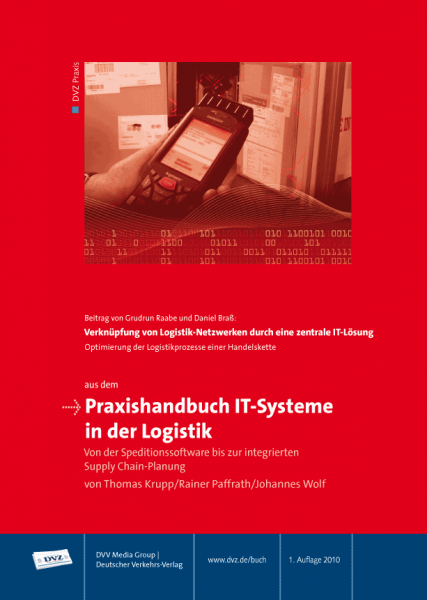 Praxishandbuch IT-Systeme in der Logistik