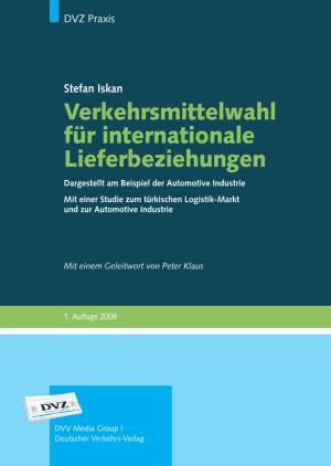 Verkehrsmittelwahl für internationale Lieferbeziehungen