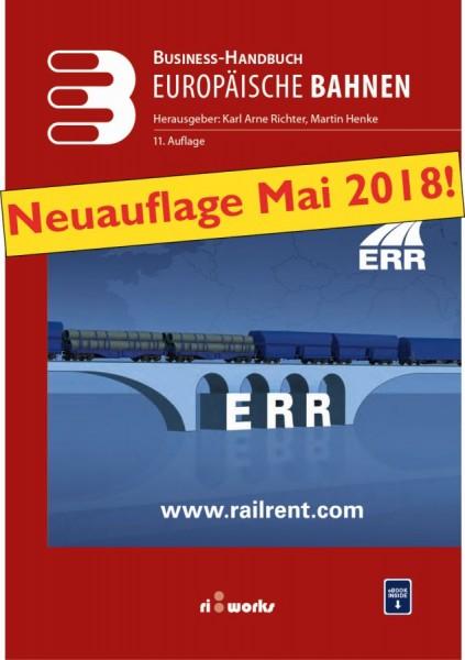 Business-Handbuch Europäische Bahnen