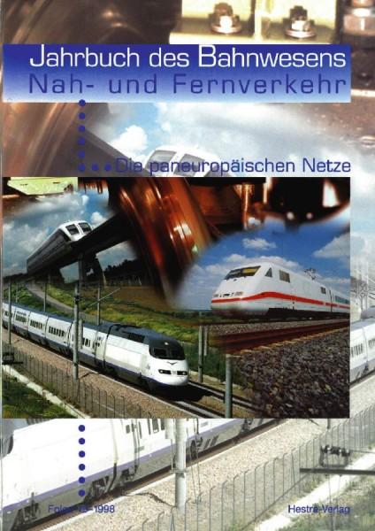 Jahrbuch des Bahnwesens 1998, Band 48